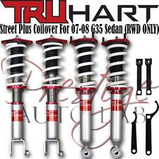TruHart Adjustable Streetplus Sport Coilovers Kit for Infiniti G35 2007-08 Sedan