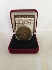 Highland Mint Ken Griffey Jr. 1994 Bronze Medallion Coin #09902/25,000