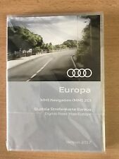 AUDI DVD EUROPA A4, A5, A6, A8 Navigation Navi MMI 2G 4E0060884ER