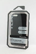 Incipio Feather Hard Case Snap Cover for iPhone 6 Plus & iPhone 6s Plus (Black)