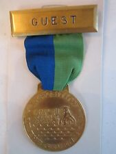 1970 STATE FAIR OF TEXAS - EXPOSITION OF THE SEVEN SEAS - GUEST MEDAL - BN-6