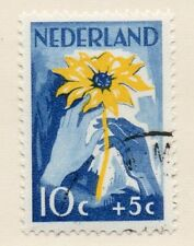 Netherlands 1948-49 Early Issue Fine Used 10c. NW-11737