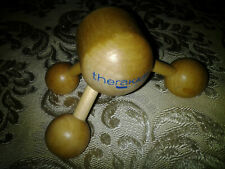 Wooden Spider Massage Therapy Tool Body Accupressure Reflexology TheraKair Arjo