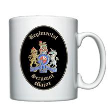 Regimental Sergeant Major, WO1, RSM - Personalised Mug