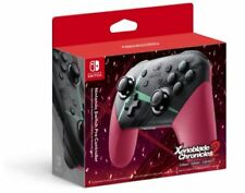 Nintendo Switch Pro Controller - Xenoblade Chronicles 2 Edition