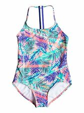 Roxy Girls Retro Summer One Piece Candlelight Bali Swimsuit Sz 10 ERGX103016