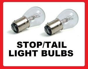 FOR SSANGYONG Rexton Stop/Tail Light Bulbs 2003-2010 P21/5W 12V 21/5W 380 CAR