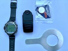 Suunto Stinger Dive Computer with interface, battery kit & wrench