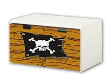 Möbel & Wohnzubehör mit Piraten-Thema fürs Spielzimmer