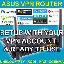 VPN ROUTER FOR KODI ANDROID TV ASUS RT-AC51U OPENVPN BETTER THAN DD-WRT IPTV