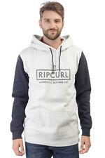 RIP CURL CORP BLOC HOODIE Mens Beach Surfing Sport Pullover Fleece Sweatshirt XL