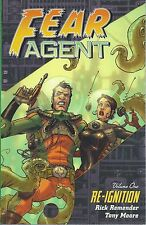 **FEAR AGENT RE-IGNITION VOL 1 TPB GRAPHIC NOVEL**2007 DARK HORSE**1ST PRINT**VF