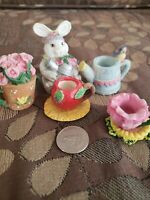 Misc Minature Childrens Tea Set Pieces Are A Grouping Not A Set