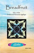"""Mala Pua 62/"""" Traditional Hawaiian Applique Aloha Quilt Pattern Flower Garden"""