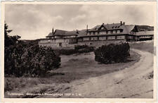 Spindlermühle Špindlerův Mlýn  Spindelmühle Baude Geiergucke 1930