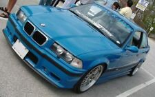 BMW E36 hamann style foglight air intakes / vent for M3 bumper Uses De Foglamps