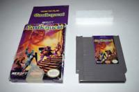 Castlequest Nintendo NES Video Game Complete in Box