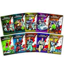 The Real Ghostbusters: Complete Volumes 1 2 3 4 5 6 7 8 9 10 Box/DVD Set(s) NEW!