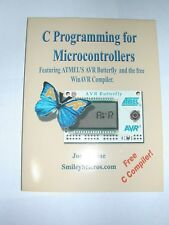 Atmel AVR Butterfly Evaluation Kit and Book, Software
