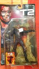 MOC McFarlane Toys- T-800 T2 Terminator 2- Judgment Day Movie Maniacs Figure