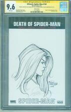 Ultimate Spider Man 160 CGC 9.6 SS Alex Garner Mary Jane art sketch 8/2011
