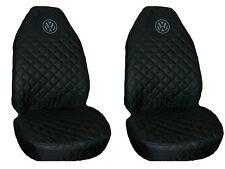 Seat Covers 2 pieces ( 1+1 ) VW Golf 3 4 5 Passat 3 4 5 Sharan Bora Polo Caddy