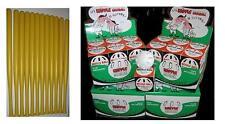 48 baseball Official Wiffle® Balls + 1 Doz. Yellow Bats