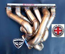 Audi turbo manifold B5 B6 S4 RS4 S2 T4 twin scroll R32 VR6 gtx garrett