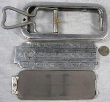 Vintage 1927 Razor Blade Sharpener Rolls Razor England