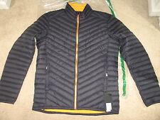 KJUS Blackcomb Down Jacket (For Men)Size:M.Black/Orange.NWT.