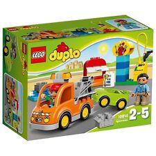 Camión Grúa - LEGO DUPLO 10814 - NUEVO