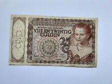 25 Gulden 1943