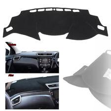 Car Dash Cover Mat Dashboard Pad Interior Dashmat for Nissan Qashqai 2014-2017