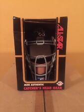 All-Star Mini Authentic Catcher's Mask Helmet MLB Chicago White Sox NEW