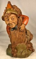 STUCK-R 1983~Tom Clark Gnome~Cairn Studio Item #302~Edition #89~Story Included