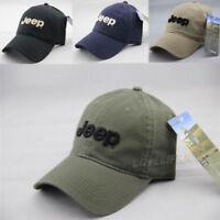 2018 Jeep Men Women Cap Cotton Hat Baseball Cap Golf Hat Ball Casual Cap Hot Cap