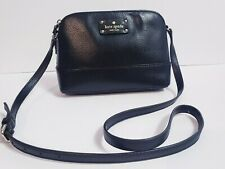 Kate Spade Women's Cow Black Leather Small Shoulder Bag!