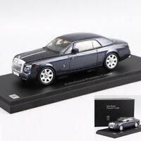1/43 KYOSHO Rolls-Royce Phantom Coupé Darkest Tungsten Car Modèle No.05531TG