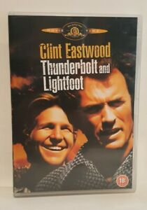 Thunderbolt And Lightfoot (1974) DVD Clint Eastwood. UK R2 DVD