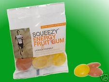 (23,10€/kg)   10 Beutel Squeezy Energy Fruit Gum a 50g
