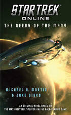 Star Trek Online: The Needs of the Many by Michael A. Martin, Jake Sisko
