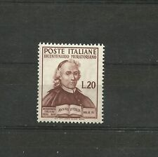 Italy 1950 Bicentenary of the death of Muratori  MNH  italia