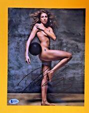 DIANA TAURASI SIGNED SEXY 8X10 PHOTO PHOENIX MERCURY WNBA BECKETT CERTIFIED