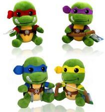 """BNWT Teenage Mutant Ninja Turtle Nickelodeon Store TMNT Donatello 16"""" Plush"""