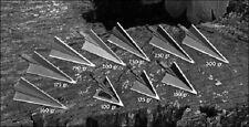 VPA 3 Blade Broadheads 3 Pack - Various Weights