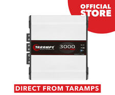 Taramps 3000 Trio 4 Ohms Amplifier 3000 Watts 1 Digital Channel
