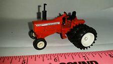 1/64 ERTL custom agco allis chalmers 190 diesel tractor with Duals farm toy
