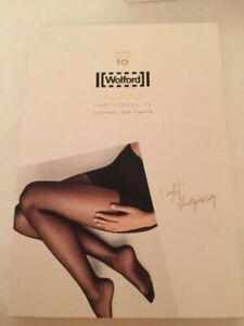 Wolford shape individual 10 control top light shaping Medium Black  /