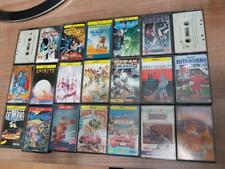 Lot of 46 games for msx