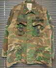 VTG 70s USAF US Air Force Hot Weather RDF ERDL Camo Camouflage Jacket Medium M/R